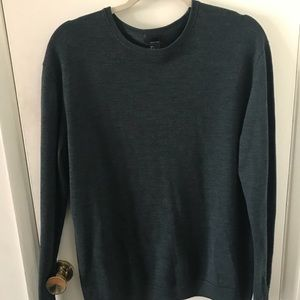 Forest Green H&M Wool Sweater